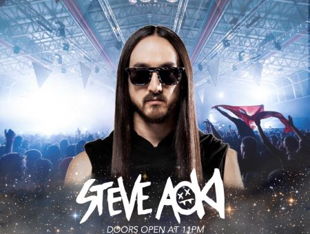 Steve Aoki @ LURE Nightclub