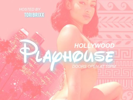 Tori Brixx @ Playhouse Hollywood