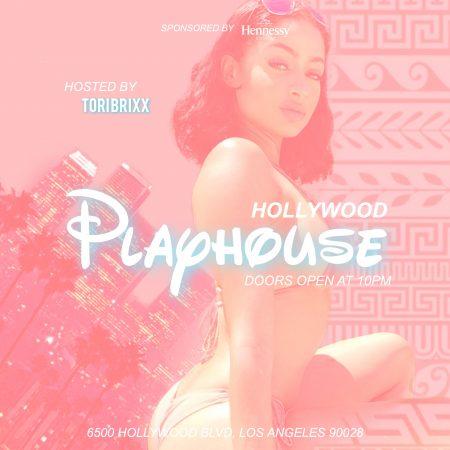 Tori Brixx @ Playhouse Hollywood