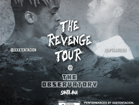 The Revenge Tour @ The Observatory